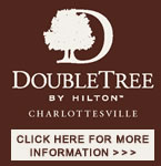 Charlottesville DoubleTree Banner
